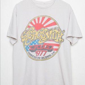 Aerosmith Vintage Band Tee